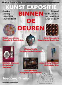 Flyer kunstexpositie 2 small